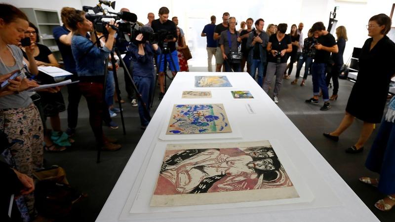Nazi 'degenerate' art on show in Switzerland