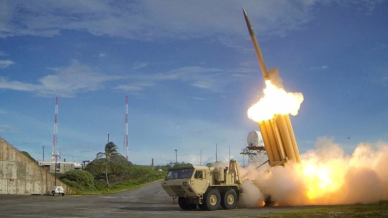 U.S. plans THAAD test after North Korea's ICBM shock