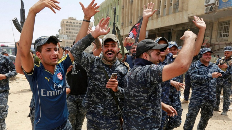 Victory expected 'in the coming hours' in Mosul