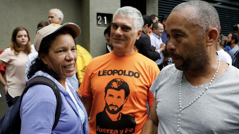 Jailed Venezuela opposition leader granted house arrest