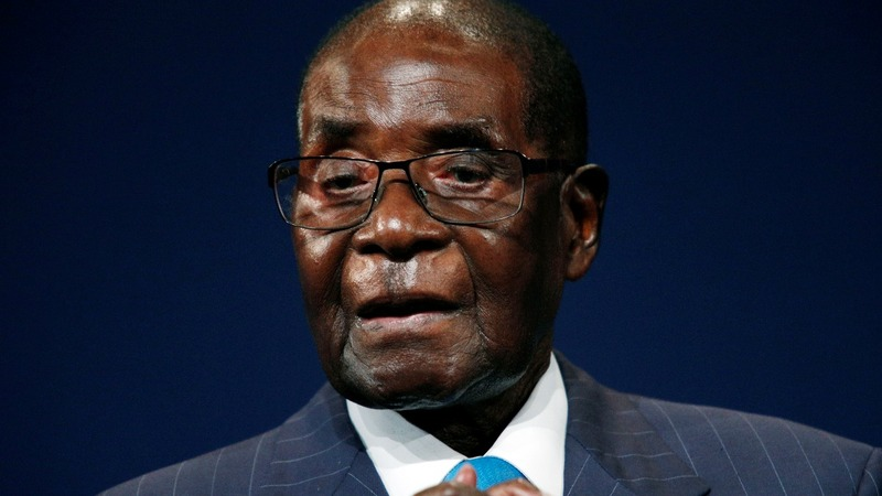 Robert Mugabe, 93, back in hospital - reports