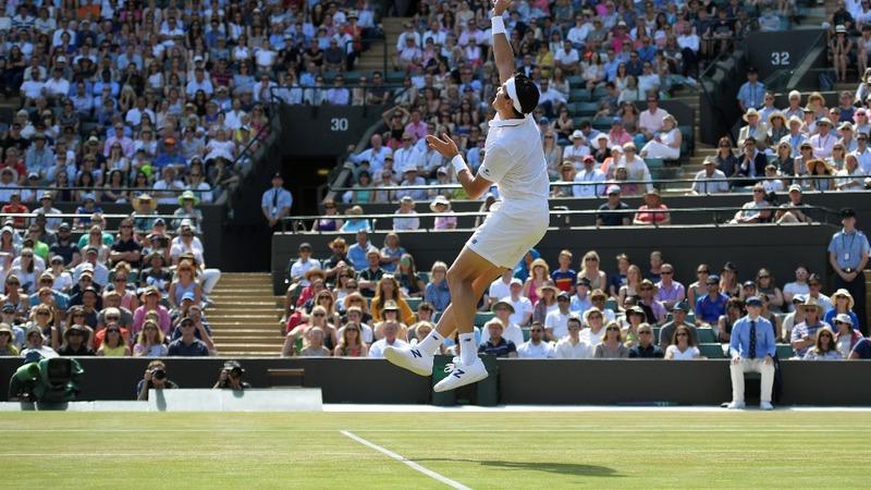 Wimbledon serves its second week