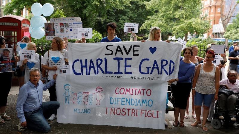 Fresh hope for Charlie Gard as hearings begin