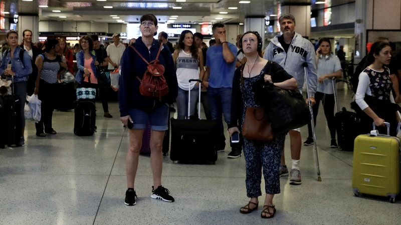 New York Commuters enter 'Summer of Hell'