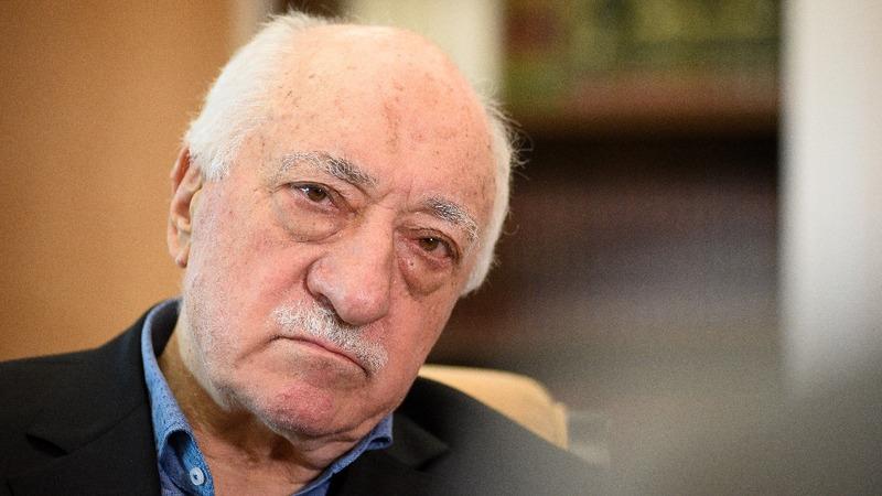 EXCLUSIVE: Gulen won't flee U.S. to avoid extradition