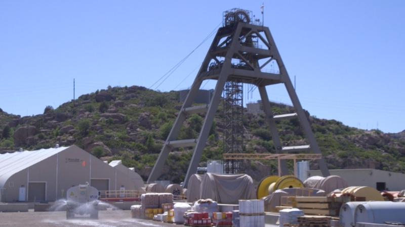 Copper mine tests Trump's push to slash regulation