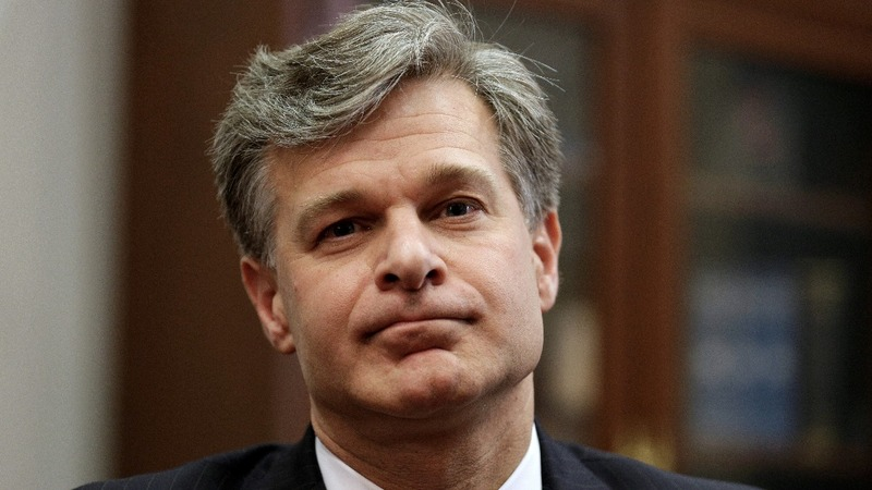 Trump's FBI pick Wray in the hot seat