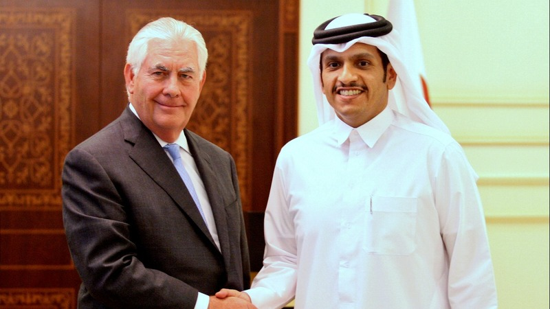 U.S., Qatar sign agreement on combating terrorism financing