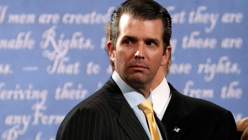 Don Jr. defensive on Fox News amid email firestorm
