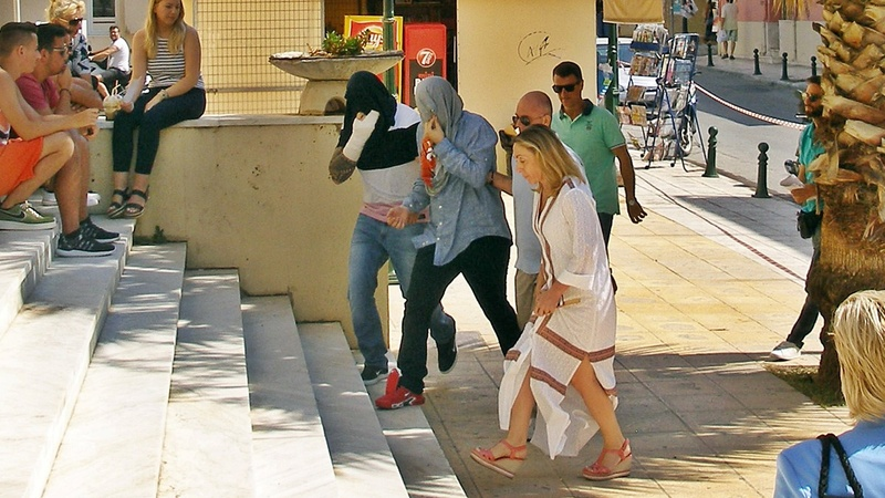 New arrest over U.S. tourist killing in Greece