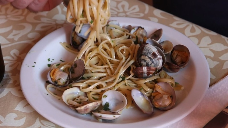 Clams return to Sicily after 30 year absence