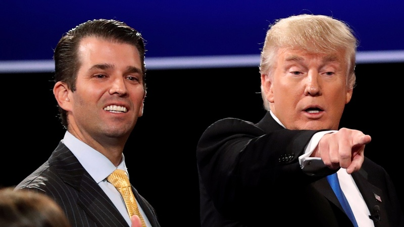 Exclusive: Trump doesn't fault son for meeting Russian lawyer