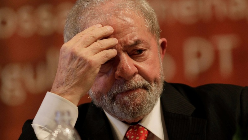 Ex-Brazil President Lula sentenced to nearly 10 years for corruption