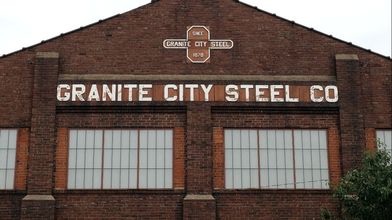 Two sides of steel street clash over Trump tariff plan