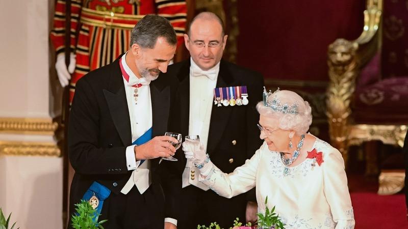 VERBATIM: Spain's king confident over Gibraltar arrangement with UK