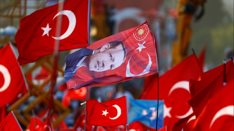 Divided Turkey marks one year since failed coup
