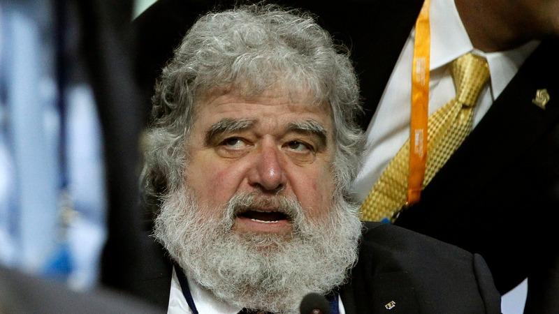 Former FIFA executive Chuck Blazer dies