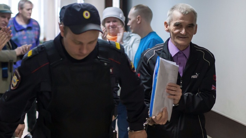 Stalin-era graves hunter on trial in Russia