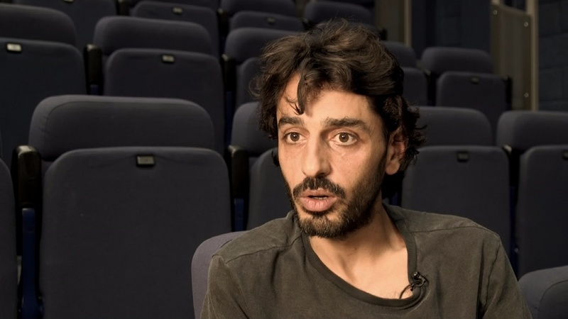 Syrian refugee dancer explores identity in exile