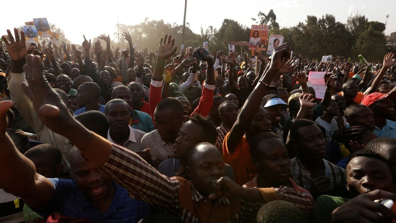 Kenya pollsters face accusations of witchcraft