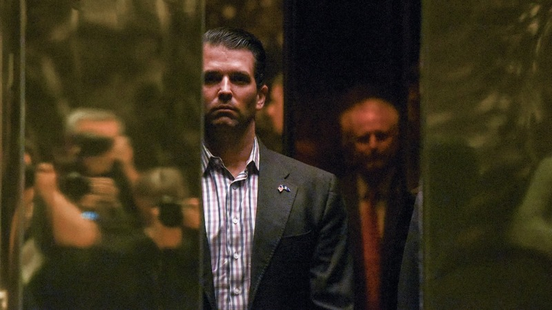 Secret Service rejects claim it vetted Don Jr.'s meeting