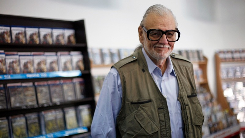 Father of zombie movies, George A. Romero, dies at 77
