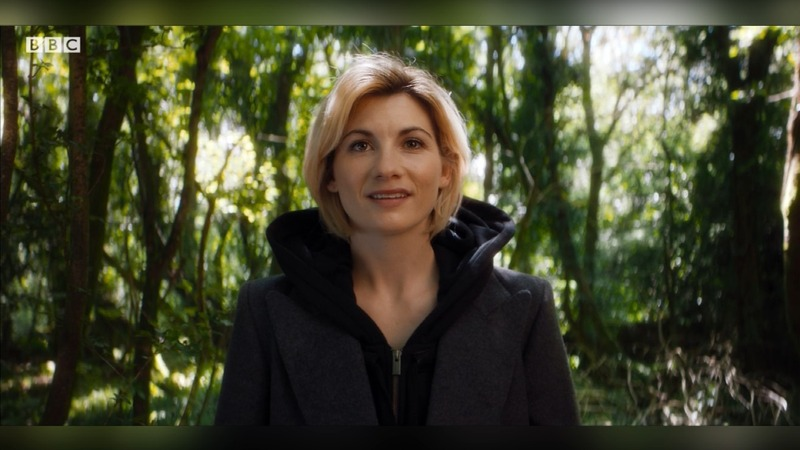 The first female 'Doctor Who' is revealed