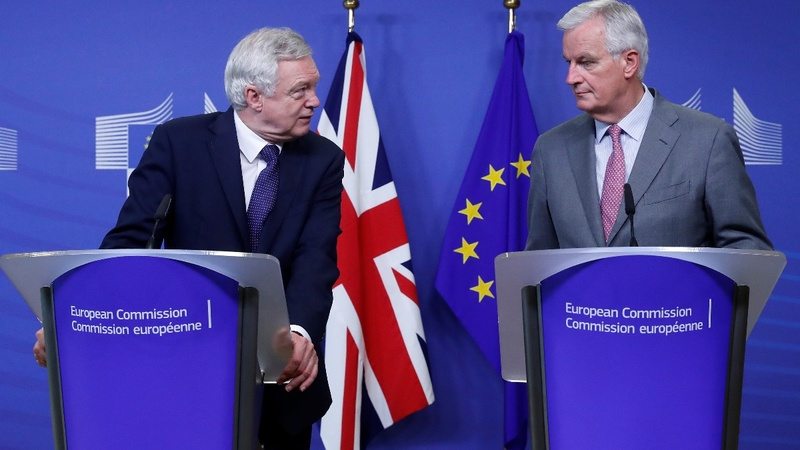 Round one: UK and EU get down to Brexit 'business'
