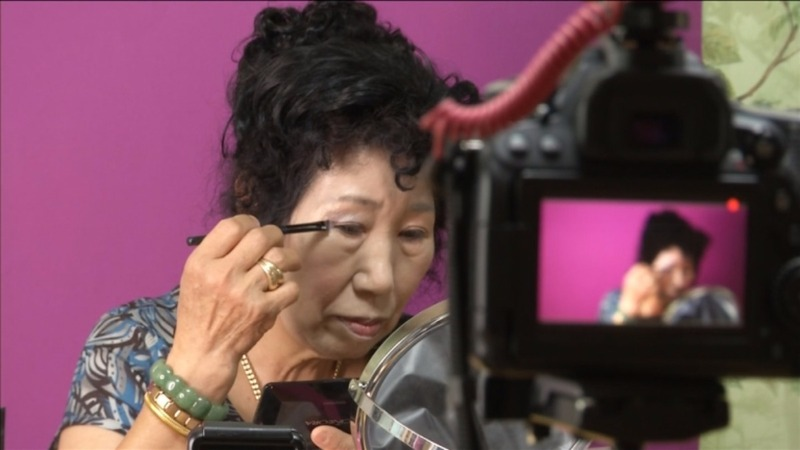 South Korean grandmother becomes a YouTube sensation