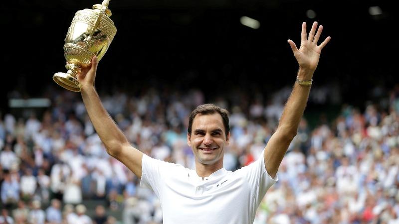 VERBATIM: Federer on winning Wimbledon eight times