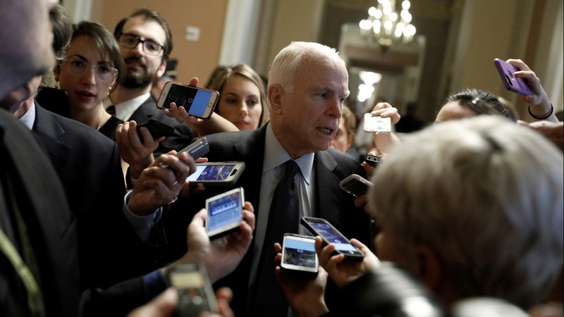 McCain's recovery could take longer than expected