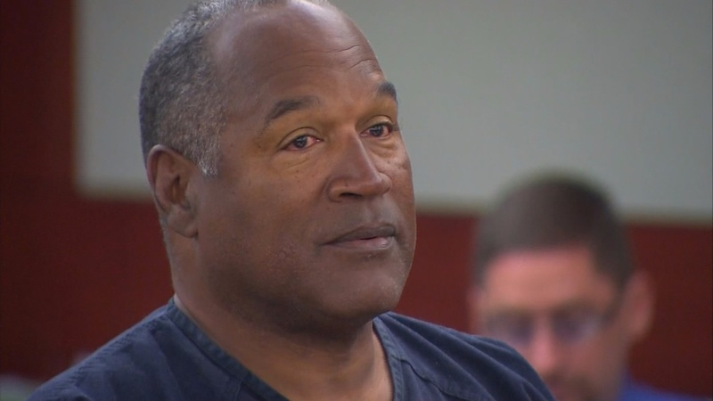 OJ Simpson up for parole, could walk free