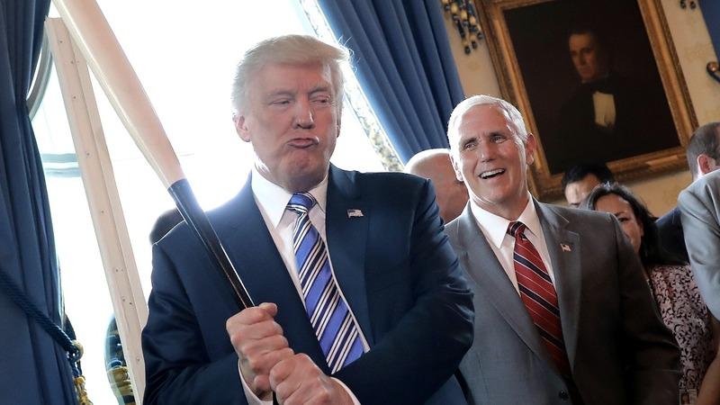 VERBATIM: Trump bashes ACA in 'Made in America' speech