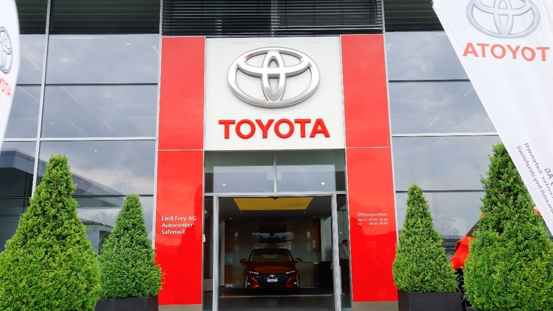 UK lawmakers demand Toyota 'deal' details