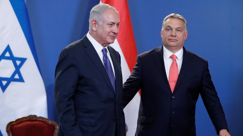 Hungary tells Israel it will not tolerate anti-Semitism