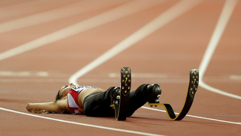 IN PICTURES: World Para Athletics Championships