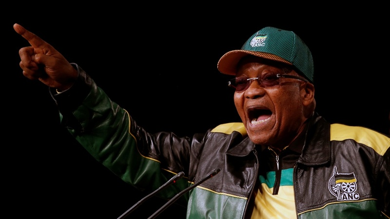 South African leader's own MP joins effort to oust him