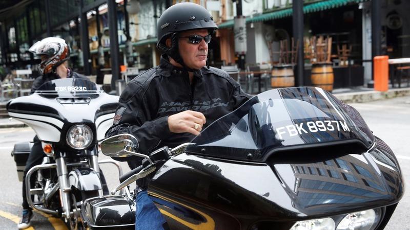 Harley-Davidson shares tumble on sales worries