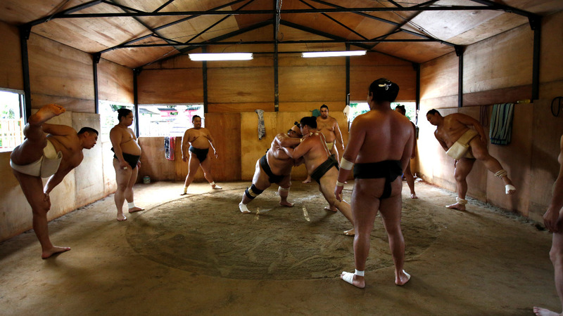 INSIGHT: Japan welcomes its first Mongolian sumo coach