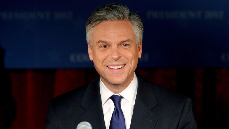 Trump to nominate Jon Huntsman for Russia ambassador