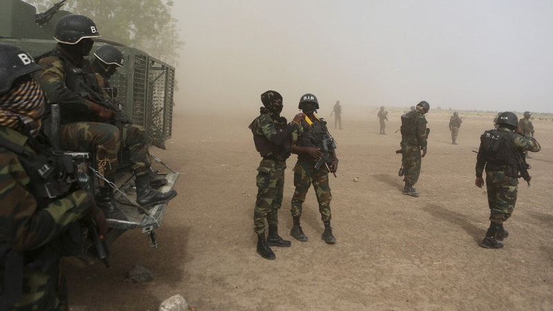 Torture at Cameroon base used by U.S., France -Amnesty