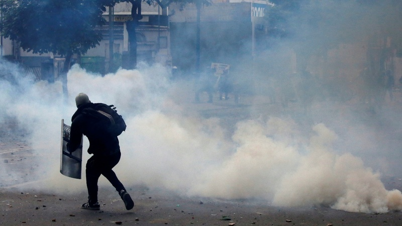 Anti-Maduro protests hit Venezuela streets