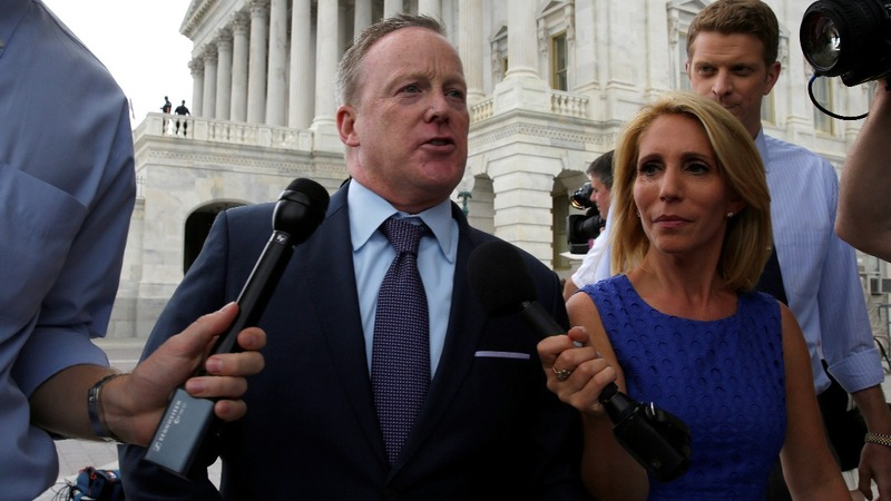 Sean Spicer out as White House Press Secretary