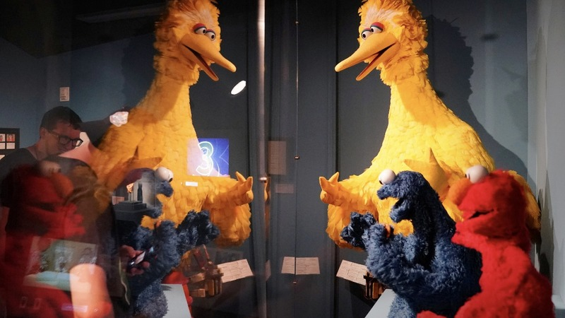 Jim Henson's Muppets celebrated with new permanent exhibit