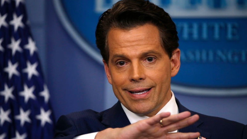 VERBATIM: Scaramucci vows to fire WH leakers