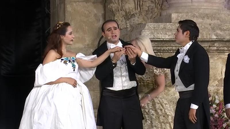 INSIGHT: Jordan's opera festival amid Roman ruins