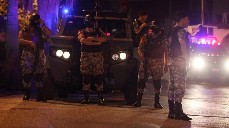 Two Jordanians killed in Israeli embassy shooting
