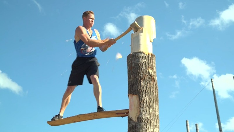 INSIGHT: Lumberjacks compete to be 'top of the chops'