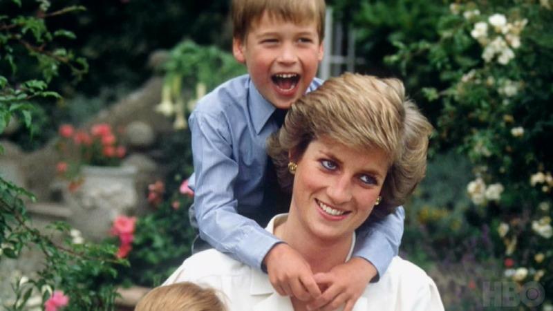 VERBATIM: Princess Diana's sons tell her story
