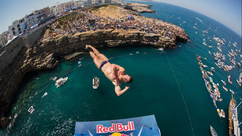 INSIGHT: Wildcard win at Cliff Diving World Series